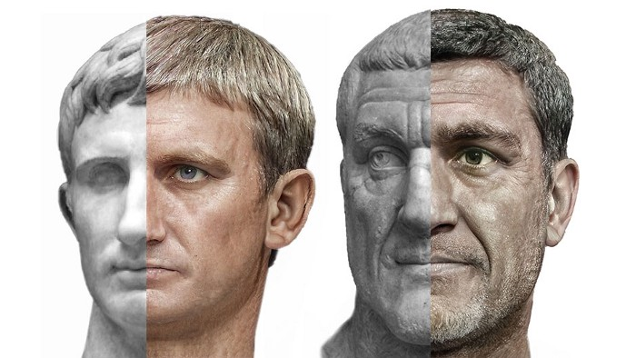 Photoreal Roman Emperor Project