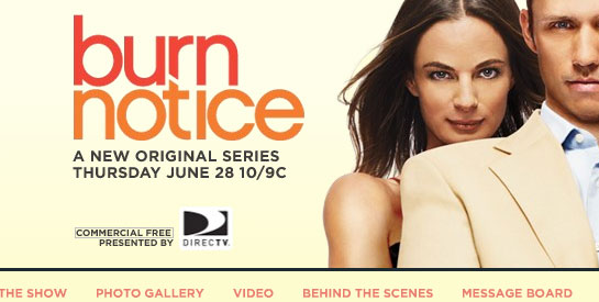 USA Networks - Burn Notice