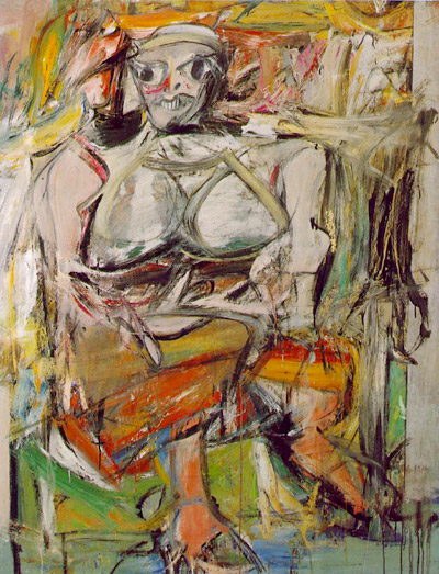 Women I, Willem de Kooning