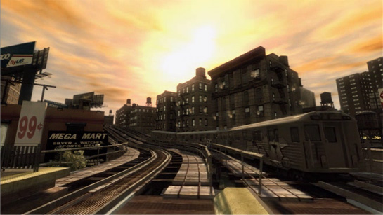 trailer shot: Grand Theft Auto IV