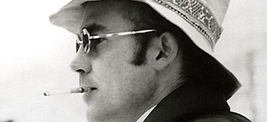 photo: Hunter S Thompson