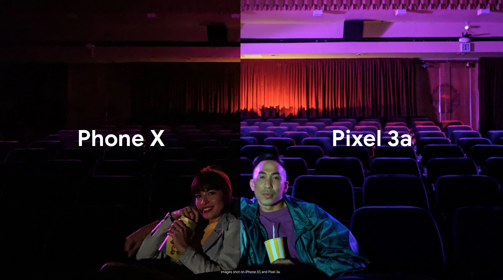 iPhone v Pixel