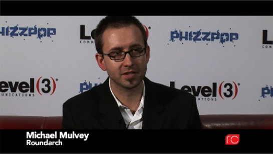 Michael Mulvey on Level3 Hosting's Red Couch, Phizzpop Chicago