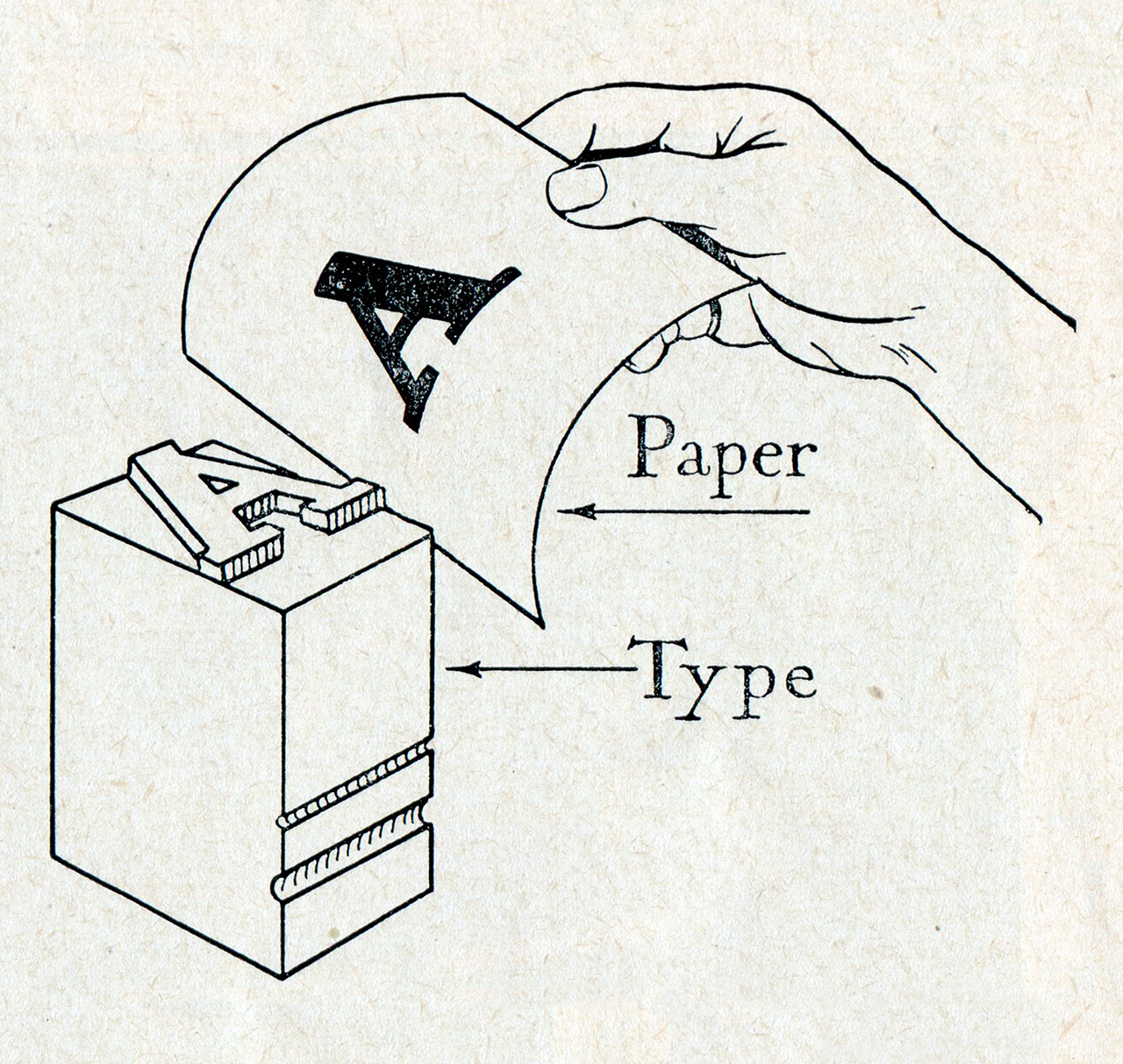 paper and type
