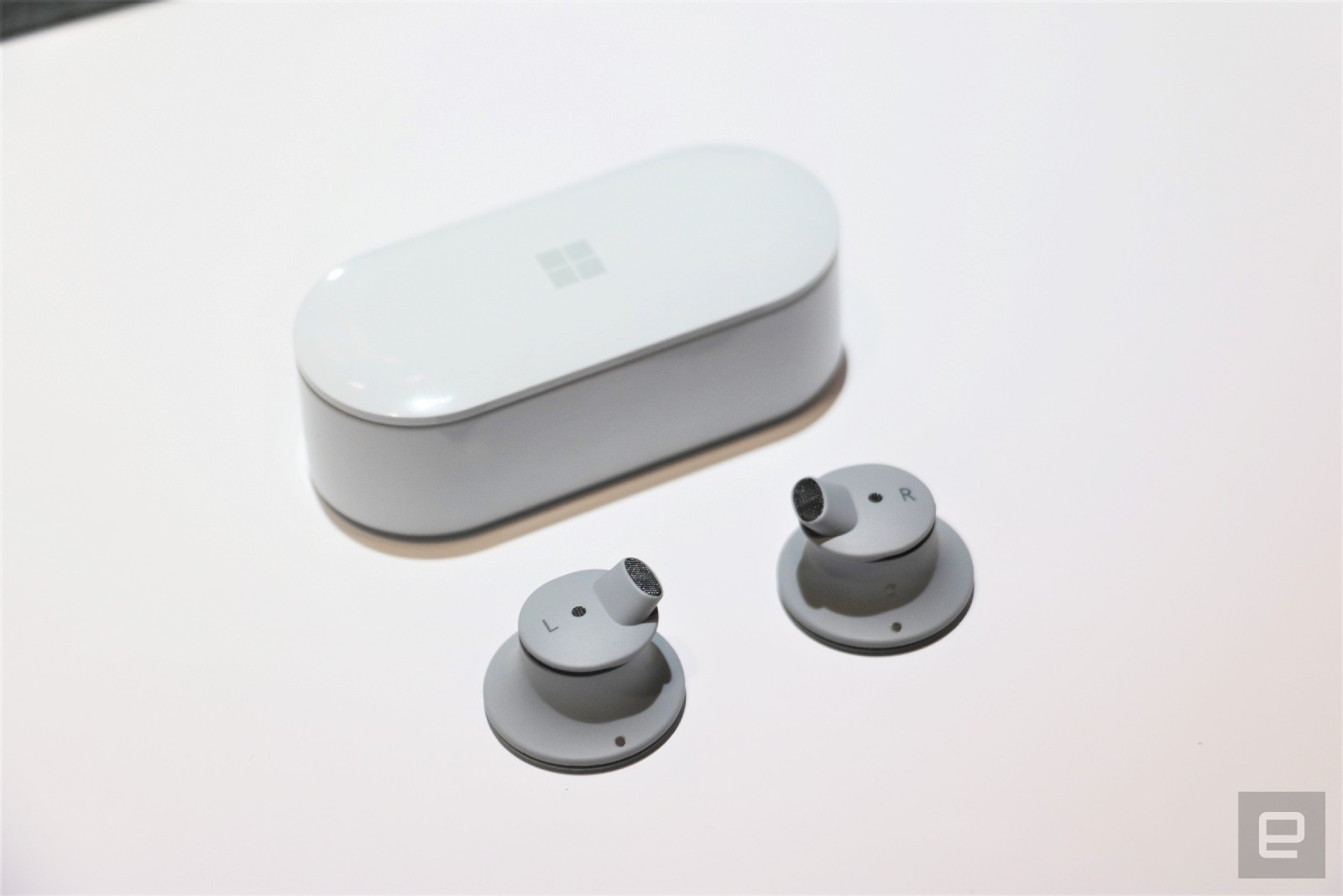 Surface Earbuds via Engadget