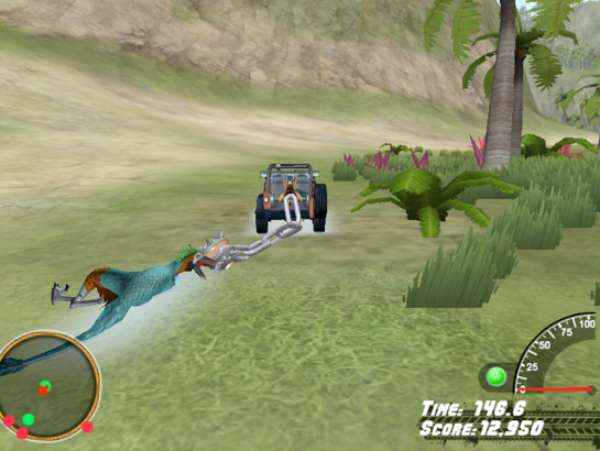 screengrab: Off-Road Velociraptor Safari